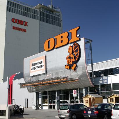 Centre OBI Migros